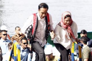 Presiden minta Pemkab Asmat perhatikan gizi anak