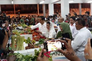 Presiden minta Mama-mama Papua ikut aturan pasar