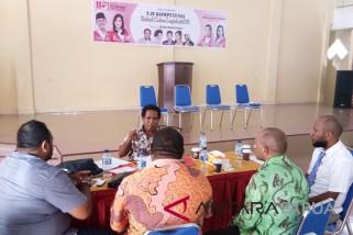 PSI Papua gelar uji kompetensi bacaleg 2019