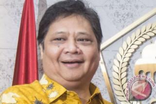 Golkar Indonesia Timur ingin Jokowi tetapkan Airlangga cawapres