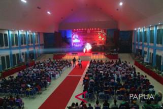 Ikemal Papua gelar doa bersama untuk Indonesia