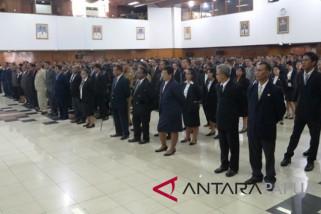 Penjabat Gubernur Papua memutasikan 547 pejabat