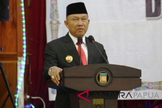 Penjabat Gubernur Papua minta kabupaten-kota evaluasi kinerja
