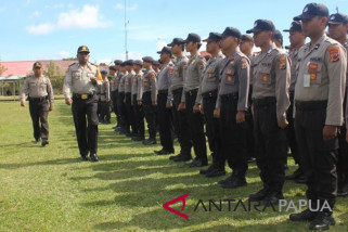 Kapolres Jayawijaya turunkan 400 polisi amankan kampanye cagub