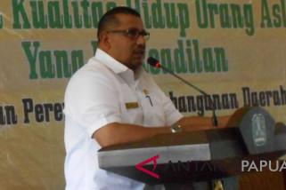Bappeda Papua menghendaki MRP siapkan Perdasus perencanaan kontekstual
