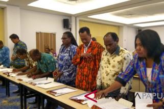 20 kepsek di Mimika janji perbaiki layanan pendidikan