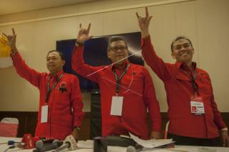 PDI Perjuangan putuskan kandidat cawapres setelah Pilkada 2018