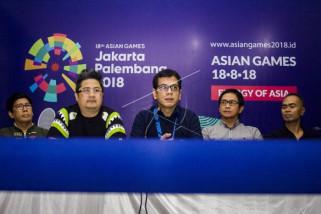 Panitia klaim panggung Asian Games 2018 terbesar dan terberat