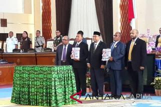 Pemprov Papua kembali raih opini WTP dari BPK namun sarat catatan