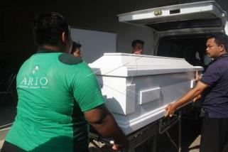 Jenazah korban bom Surabaya-Sidoarjo diserahkan ke keluarga