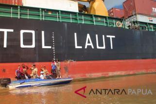 Pemkab Asmat apresiasi masuknya kapal tol laut