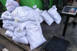 Satgas Yonif 501 Kostrad gagalkan penyelundupan vanili dari PNG