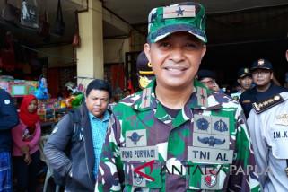 TNI AL tangkap tiga warga PNG bawa ganja