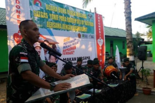 Menikmati Berkah Ramadhan bersama warga perbatasan RI-PNG