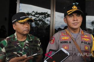 Polri dan TNI jamin keamanan debat kandidat Pilkada Mimika