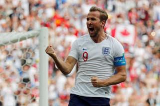 Inggris pesta gol saat melawan Panama