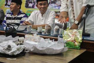 Tersangka teroris Zamzam kenal penyerang Mapolda Riau