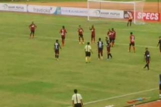 Persipura ditahan imbang PSM Makassar 1-1