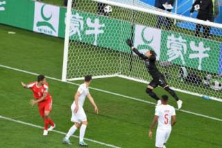 FIFA selidiki perayaan gol shaqiri dan Xhaka