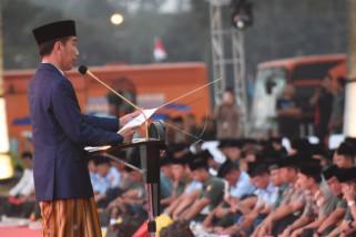 Presiden: keanggotaan Indonesia di DK PBB cermin penghargaan internasional