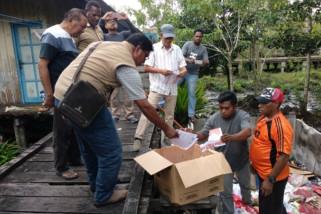 Pilgub Papua di Asmat berlangsung di 276 TPS