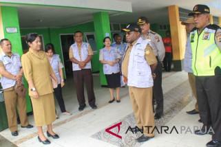 Tim Dinkes Papua pantau pos pelayanan kesehatan Lebaran
