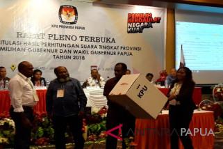 Lukmen mengungguli Josua pada pemilihan Gubernur Papua