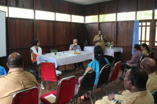 WVI gelar workshop kesehatan di Asmat