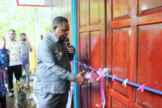Bupati Asmat resmikan Gereja Pekabaran Injil Agats