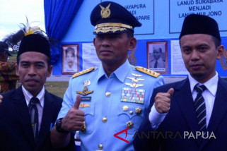 TNI AU siap bentuk tiga skuadron di Papua