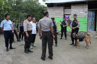 Lapas Narkotika Doyo perketat pengamanan pascakaburnya 31 narapidana