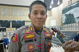 Kapolda Papua apresiasi OTT paslon Bupati Mimika