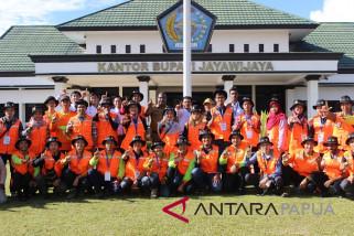 Tim Ekspedisi Papua Terang beraksi di lima kabupaten pegunungan