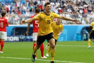Belgia peringkat ketiga Piala Dunia 2018
