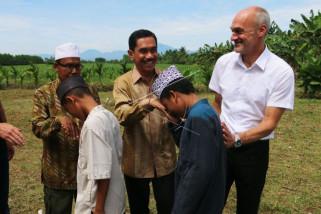 Jerman pelajari pendekatan lunak tangani teroris di Indonesia