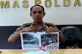 Polda Papua tetapkan tiga tersangka penambangan ilegal di Nabire