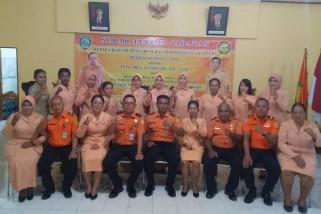 Putu Arga Sujarwadi jabat Kepala SAR Jayapura