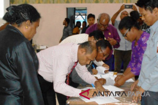 KPU: penetapan Bupati Biak Numfor terpilih tunggu putusan MK