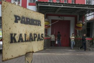 KPK tetapkan empat tersangka suap di Lapas Sukamiskin