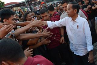 Jokowi mengaku sudah punya cawapres