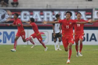 Myanmar lolos ke final Piala AFF-U19 setelah kalahkan Thailand 1-0