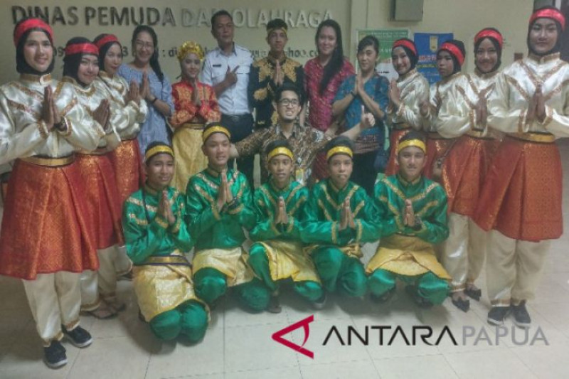 Peserta SMN Aceh