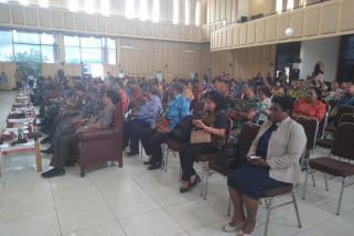 KPK sosialisasikan pemberantasan korupsi terintegrasi di Timika