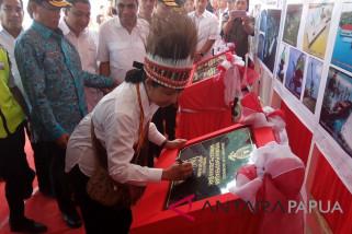 Menteri BUMN resmikan 16 proyek kemaritiman