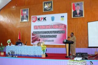 KPK gelar konsolidasi dan sosialisasi pemberantasan korupsi di Asmat