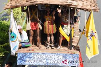 Papua Barat juara umum Pesparawi Nasional ke-12