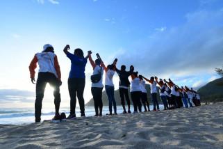 Peserta SMN Papua ingin kembali ke Aceh