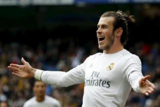 Gareth Bale bersinar saat Real Madrid kalahkan Getafe 2-0