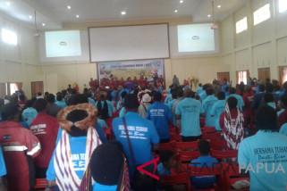 Polres Jayawijaya gelar KKR bersama 400 warga