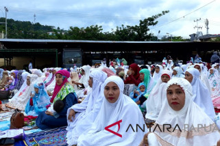 Shalat Idul Adha di Jayapura berlangsung aman
